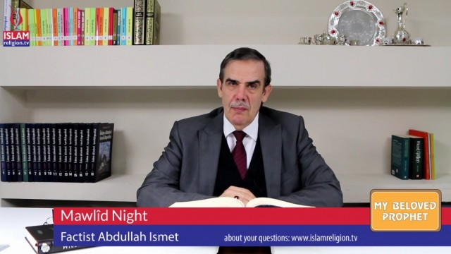 17 – Mavlîd Night – My Beloved Prophet